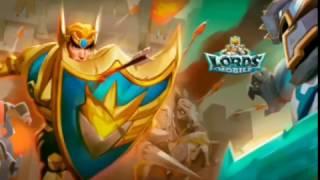شرح كامل للعبة لوردس موبايل lords mobile (الحلقة الأولى)