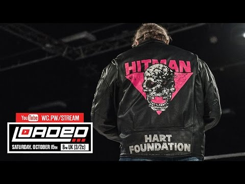 WCPW Loaded #12: Bret Hart, Plus Primate vs. The Academy