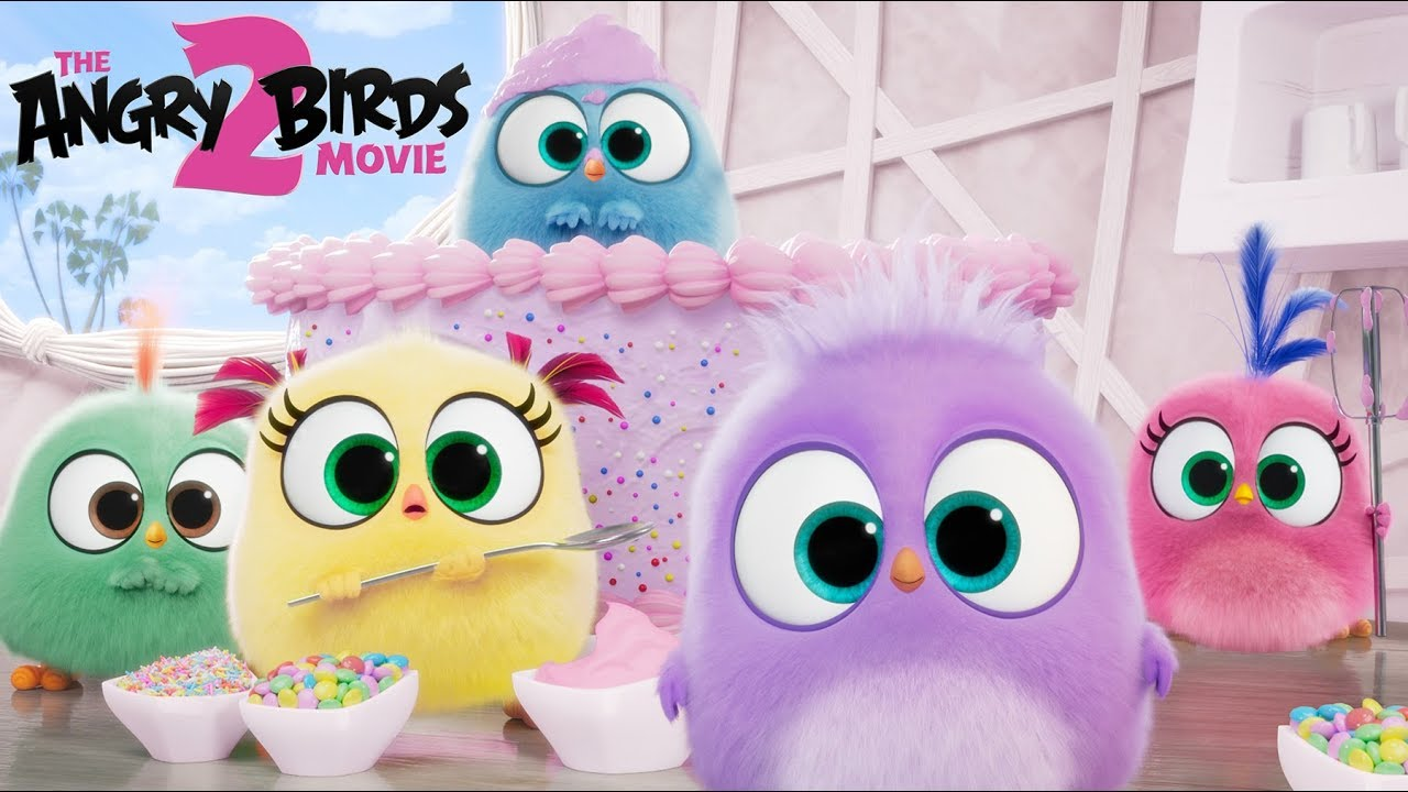 These 3 Adorable Hatchlings Are The Best And Funniest Part Of The Angry Birds Movie 2