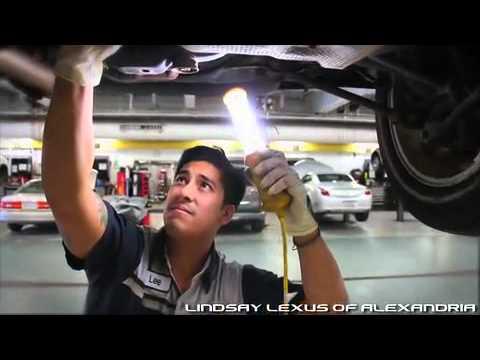 Lindsay Lexus Service >> Welcome to Lindsay Lexus Service - YouTube