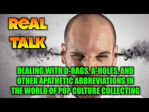 Real Talk: Dealing With Apathetic People in the World of Collecting