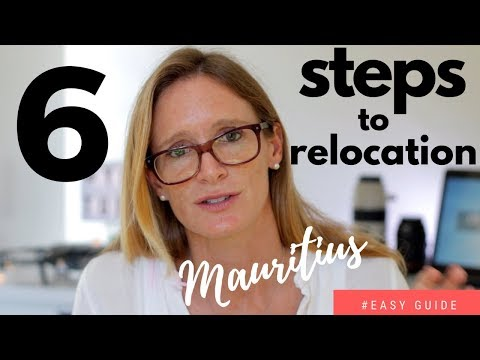 6 Steps To Relocation | Mauritius