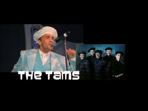 "The Tams ""Laugh It Off"""