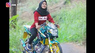 Adek Berjilbab Ungu _ Vijar Indonesia