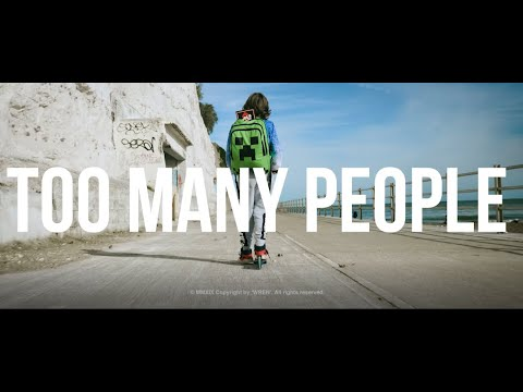 WREN - Too Many People (Official Music Video)