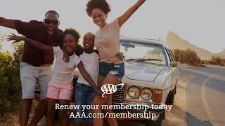 Renew your AAA Membership