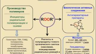 Пероксиды в химии и жизни