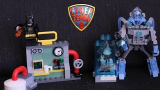 конструктор Lego Mr. Freeze Ice Attack 70901 обзор