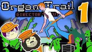 Organ Trail: Brainy Days - PART 1 - Steam Train
