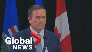 Alberta premier supplies COVID-19 upgrade after shuffling health minister|LIVE  | NewsBurrow thumbnail