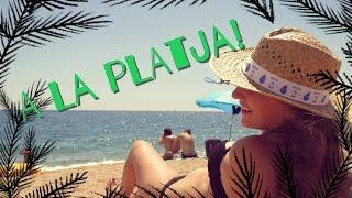 A La PLATJA!☀︎