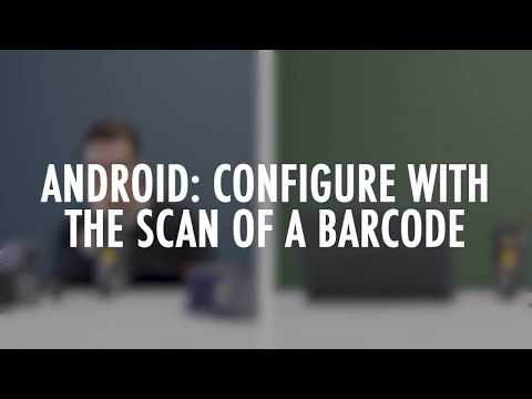 Configuring a Scanner: Microsoft vs Android