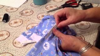 супер пеленка для ночного сна младенца(супер пеленка для ночного сна младенца - своими руками., 2013-08-30T15:15:33.000Z)