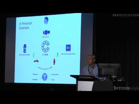 Vikram Kumar At Bitcoin South: Announcing C-WEB; Distributed Computing With The Blockchain
