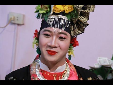Hầu Đồng - Thanh Đồng Trần Vũ Tiến Loan Giá Phụng Hành 21/11/2015 P1