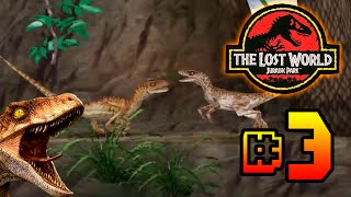 Raptor Rules || The Lost World Jurassic Park (PS1) Ep 3 [ Jurassic Park Month ]