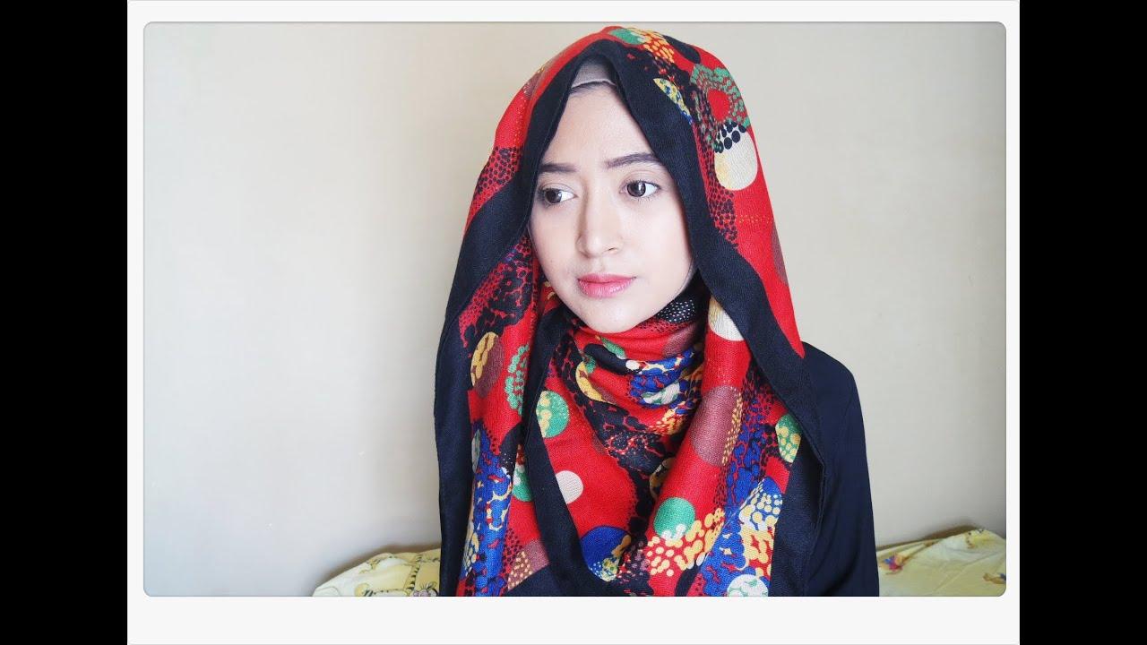 63 Hijab Tutorial Natasha Farani 2 Cara Memakai Jilbab Paris