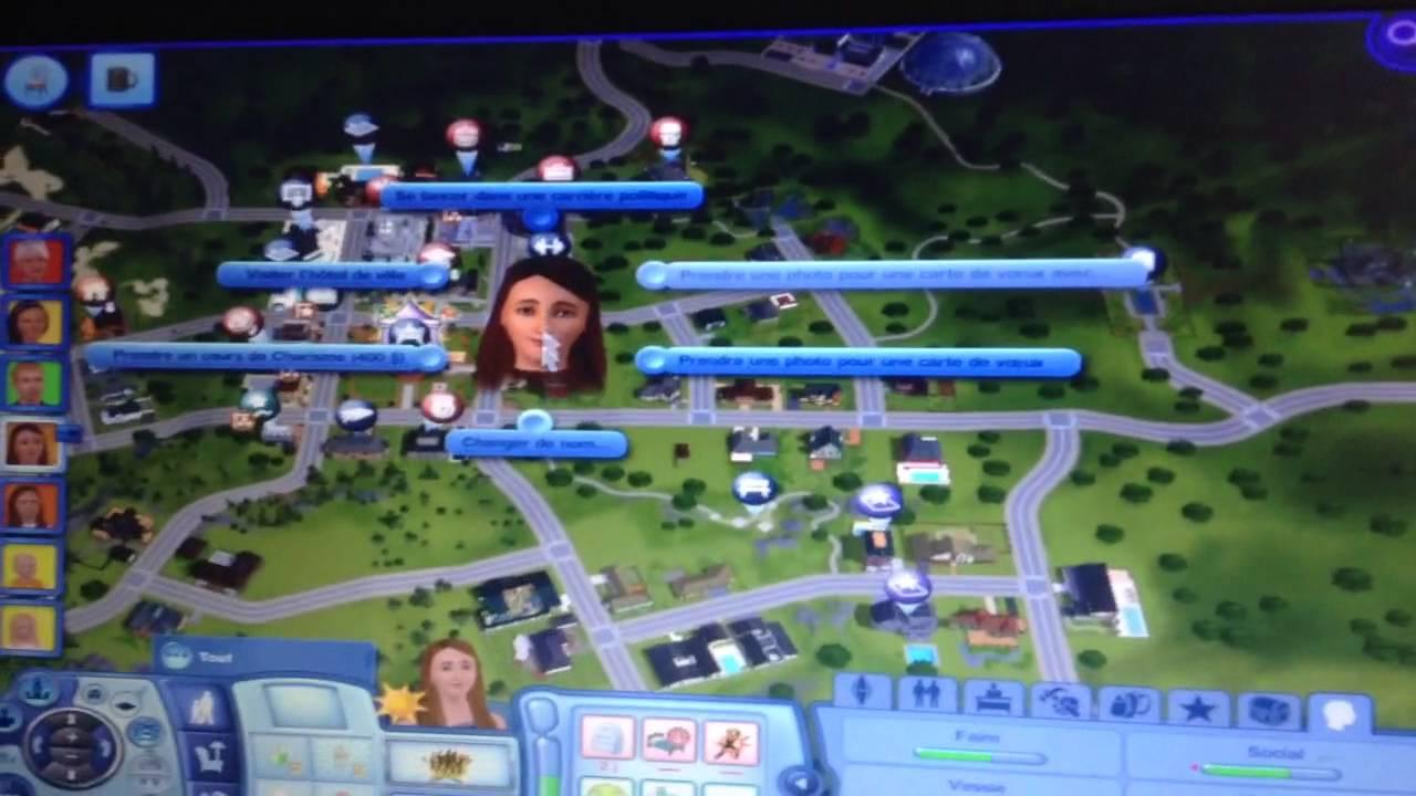 Sims 3 Changer De Nom Prenom
