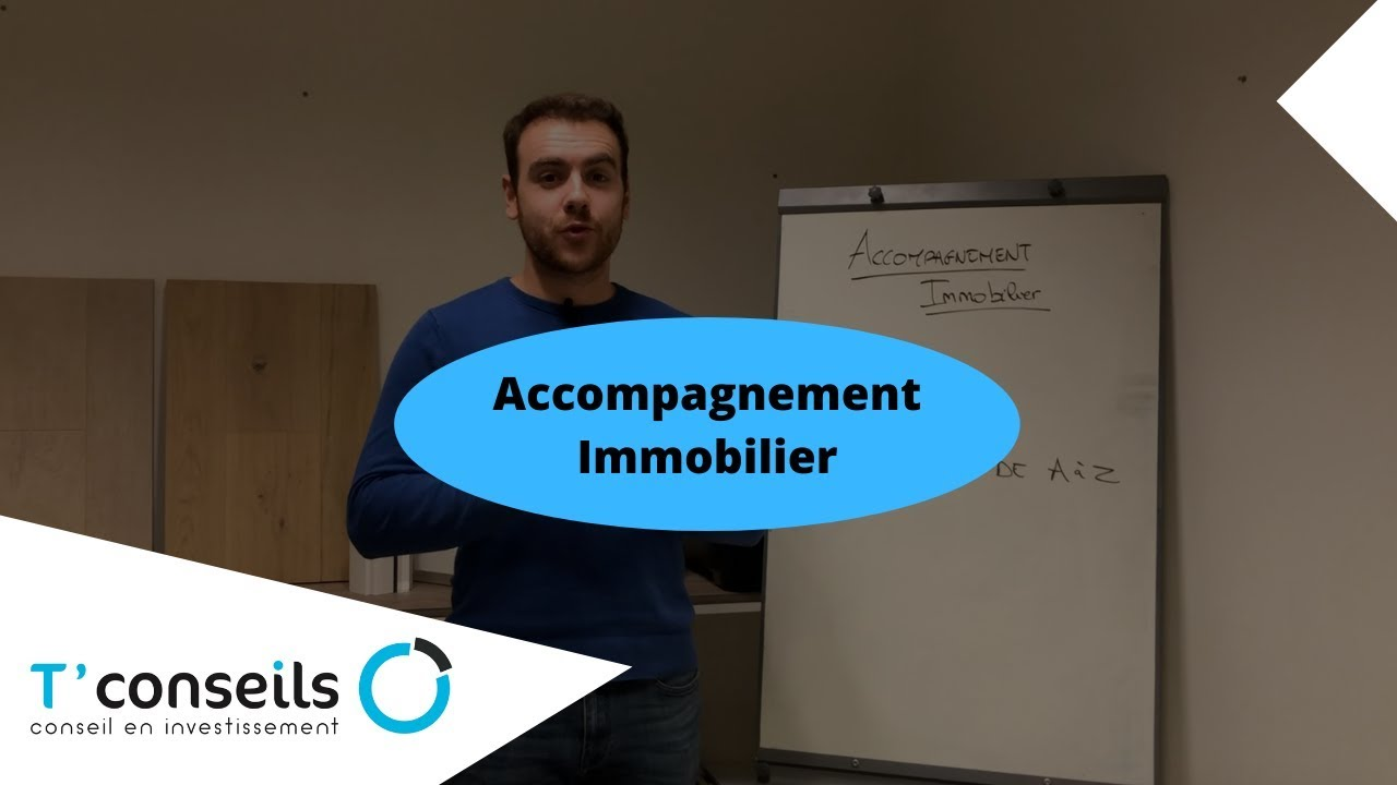 Accompagnement immobilier Prestations