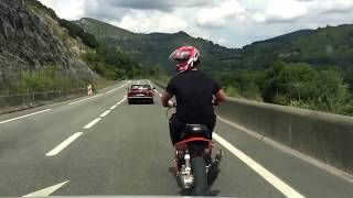 Spitro 2fast test sur route  ! (by Kv1 & Fred)