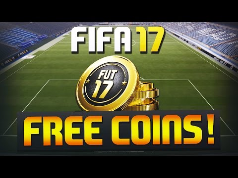 FIFA 17 - HOW TO GET FREE COINS!!