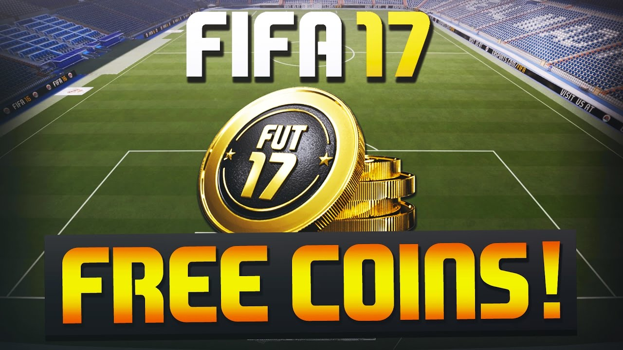 Fifa 17 How To Get Free Coins Youtube
