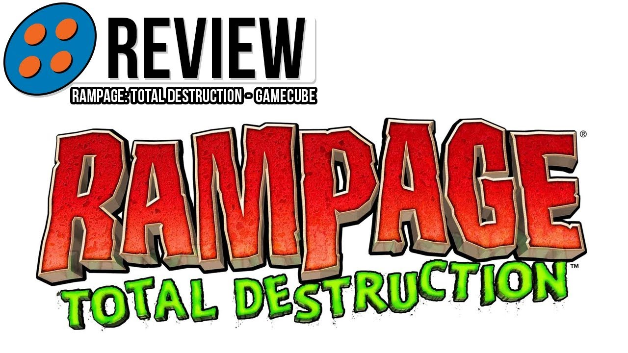 Rampage Total Destruction For Gamecube Review