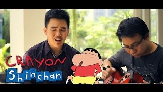 Crayon Sinchan Indonesian OST cover