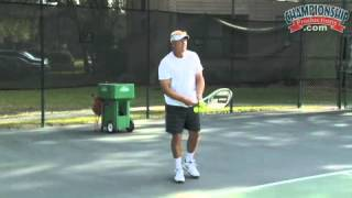 The Forehand & the Backhand