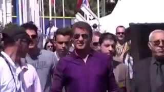I MERCENARI 3 - Intervista italiana a Sylvester Stallone - Cannes 2014