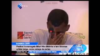 Stromae is crying