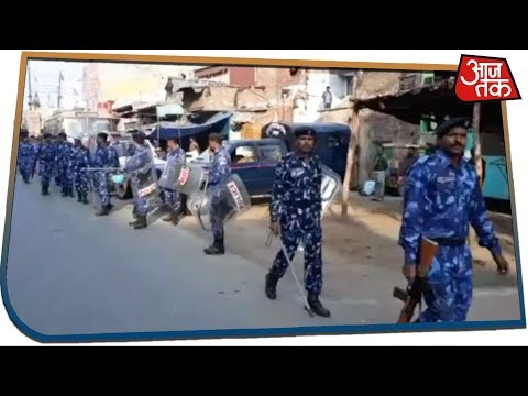 Aligarh, पुलिस का