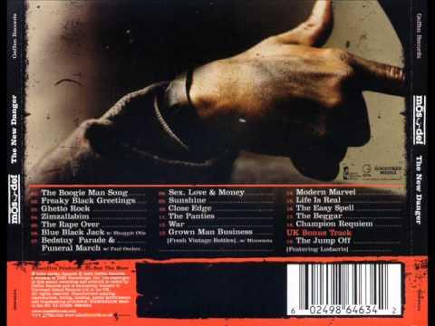 Mos Def - 2004 - New Danger - Blue Black Jack