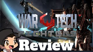 War Tech Fighters Nintendo Switch Review | Ps4 | Xbox One | PC (Video Game Video Review)