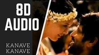 Kanave Kanave 8D AUDIO song | Devid | use headphone 4 better experience
