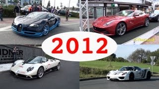BEST OF Supercars SOUND 2012 !!