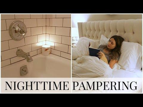 Nighttime Pamper Ideas   Kendra Atkins