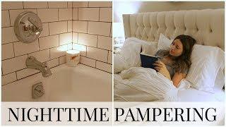 Nighttime Pamper Ideas | Kendra Atkins