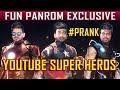 Fun Panrom | Black Sheep | Siddhu | Ram Nishanth | Settai Sheriff | D-Chat Prank Special | Full Fun