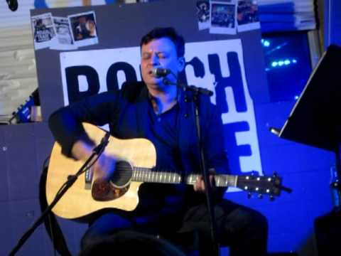 James Dean Bradfield  Motorcycle Emptiness Acoustic  @ Rough Trade East 06112012