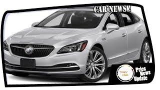 WOW AMAZING!!! 2018 Buick LaCrosse Price & Spec