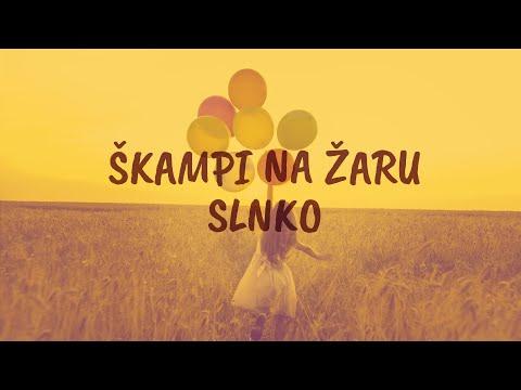 Skampi na Zaru - Slnko