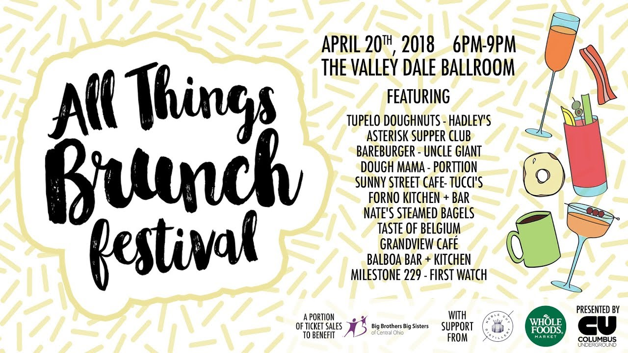 All Things Brunch Festival - YouTube