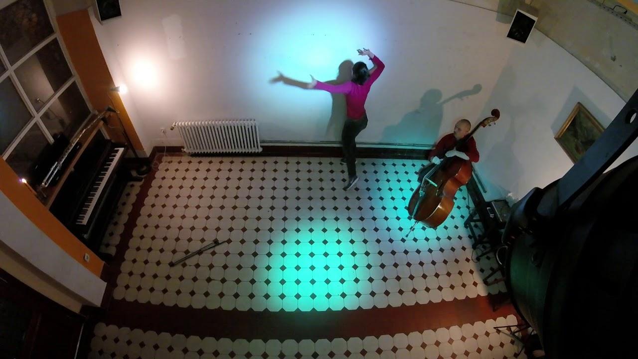 Thalia Laric | Jonathan Nagel - MusikTanzNullDreißig - YouTube
