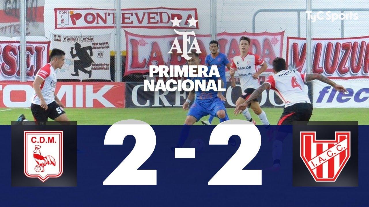 Deportivo Morón 2-2 Instituto | Primera Nacional