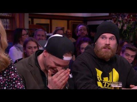 De ergste puberstreken van de jongens van StukTV - RTL LATE NIGHT