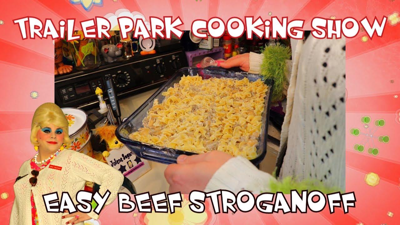 how to make beef stroganoff youtube