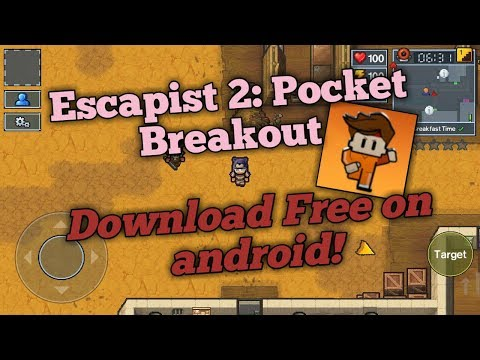 The Escapist 2: Pocket Breakout Download Free On Android!