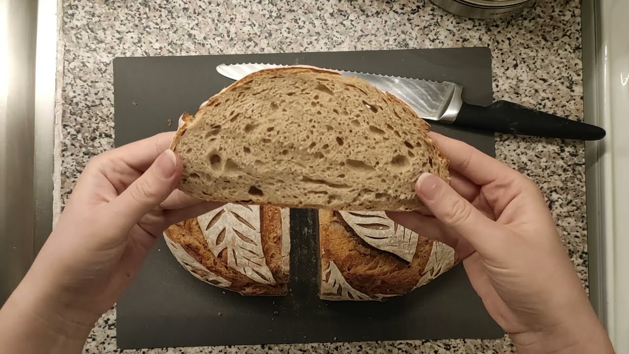 Download Jak upéct kváskový chleba krok po kroku