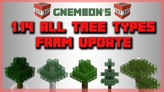 Gnembon's Universal Tree Farm Updated to 1.14/1.15/1.16 (Java)